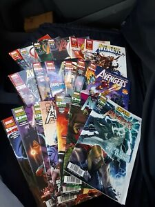 15 Nr Avengers  Panini Comics sequenza 73 al 133   2017-2021