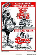 BAD NEWS BEARS, THE/THE BAD NEWS BEARS IN BREAKING TRAINING COMBO Movie POSTER