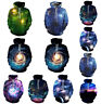 Galaxy nebula 3D print mens casual hoodie pullover sweatshirt top jumper coat