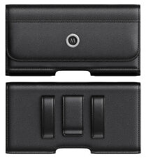 Belt Case Carrying Pouch w/ Belt Clip For Samsung Galaxy S10/ S9/ S8 with Case