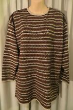 VINTAGE  ~ GALS CLUB ~ Tunic ~ JUMPER/TOP * Size M { 14/16 } * REDUCED !!