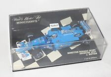 1/43 Benetton Renault Sport  Jenson Button   2001 Season Showcar