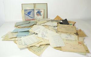 Feldpostbriefe Nachlaß Fpnr 34506 bis 1945 Briefe Inhalte Papiere Feldpost !