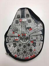 Lego Star Wars Millennium Falcon Storage Bag Minifig Holder Case Neat-oh!