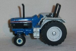 1/64 Ford 6640 with ROP and WFE Farm Toy Tractor Diecast