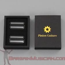 Pinion Guitars - HA1-BK - Premium Rail Humbucker Electric Guitar Pickup Set