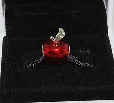 "AUTHENTIC PANDORA""Disney Snow White's Apple 791572en73,     #869"