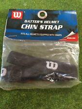 NEWWilson Batter's Helmet Chin Strap