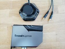 Sound Blaster AE-7 with Audio Control Module