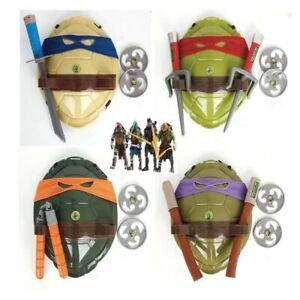 Teenage Mutant Ninja Turtles costume cosplay for Children Armor & Weapons Shell