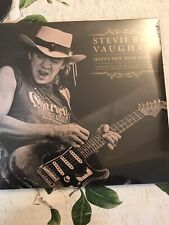STEVIE RAY VAUGHAN HAPPY NEW YEAR BLUES 2 X LP  NEW SEALED VINYL