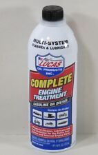 Lucas Oil 10016 Complete Engine Treatment 16 oz 1/pkg