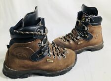 La Sportiva Man Made Goretex Suede Hiking Climbing Boots Size 41 US 8.5