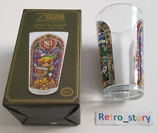Legend of Zelda Wind Waker Pint Glass Link Paladone Products