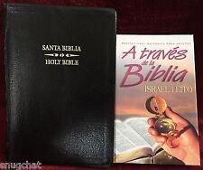 Scripture Hispanic Books Bundle: Santa Biblia NIV Holman ~ A Través de la Biblia