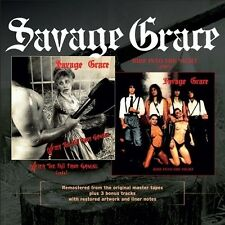 Savage grace-after the Fall from Grace/ride into the night CD