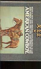 XIT AMERICAN COWBOY SIGNED FIRST EDITION BOOK 1975 CALEB PIRTLE / KENNETH WYATT
