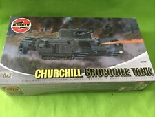 Airfix Ww2 1/76 Churchill Crocodile  Number 02321 Complete UK SELLER