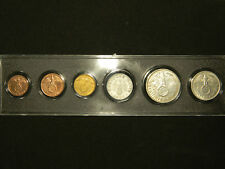 WWII Germany Reich Coin Collection Set - Rare Antique Historical
