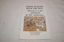 METAL DETECTING BOOK ~ WHITE'S ~ GOING PLACES WITH THE DFX ~ NEW OLD STOCK