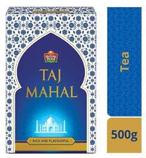 Brooke Bond Taj Mahal Finest Indian Breakfast Assam Black Chai Tea 500 grams