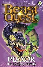 Beast Quest : 85: Plexor the Raging Reptile by Blade, Adam