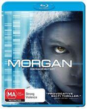Morgan (Blu-ray) Sci-Fi, Thriller, Horror Kate Mara, Anya Taylor-Joy Rose Leslie