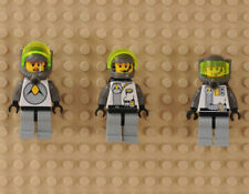 LEGO 3x minifigures Space EXPLORIENS - sp009  Chief - sp008 - sp0012- set 6982