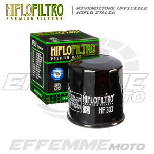 Filtro olio KAWASAKI KLE Versys 650 2008 2009 2010 2011 2012 2013 2014 (HIFLO)