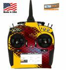 Spektrum iX12 Honeycomb Skin Wrap Radio Transmitter Ultradecals