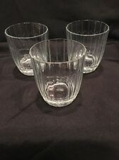 Crown Royal Whiskey Old Fashion Rock Glasses Etched Crown Pillow Vonpok 3