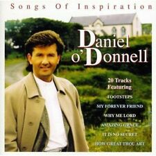 DANIEL O'DONNELL Songs Of Inspiration CD BRAND NEW