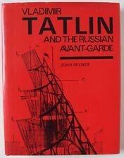TATLIN & THE RUSSIAN AVANT GARDE / HARDBACK WITH D/W  YALE UNIVERSITY PRESS 1984