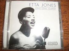 Etta Jones-Long Long Journey-2001 Past Perfect!