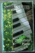 The Natural Piano--Northsound (Cassette, 1993, North Word Press) NEW