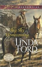 Montana Marriages: Big Sky Homecoming by Linda Ford (2015, Paperback)