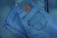 Levis Levi`s 501 Herren Men Jeans Hose 31/32 W31 L32 stonewash hellblau TOP C22
