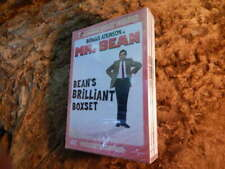 MR BEAN: BRILLIANT BOXSET. 20TH ANNIVERSARY.NEW/SEALED.1989-93. DVD