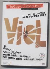 NEUF DVD VIOL PIECE DE THEATRE DU ROND POINT  SOUS BLISTER