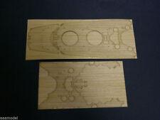 Pontos 1/350 IJN Musashi wooden deck 35002 for Tamiya