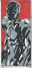 2014 UD Marvel Premier 4 panel Sketch Card RARE SKETCH