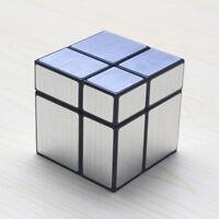 Shengshou Dysmorphism Mirror Surface Magic Cube 2x2x2 Speed Puzzle Twist