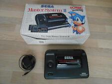 Sega Master System II in OVP (Sonic Edition)
