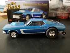 Gmp 118 1969 Ford Mustang Gasser 429 Twin Turbo Part 18913the Boss New