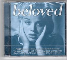 (GQ304) Beloved, 15 tracks various artists - 2008 - Sealed Mojo CD