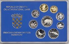 Polierte Platte Münzen Aus Kroatien Günstig Kaufen Ebay