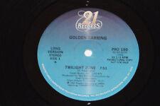 "Golden Earring-twilight zone - 12"" PROMO 21 Records (par 190)"
