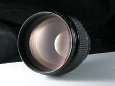*RARE* Canon FD 85mm f1.2 L ASPH FD portrait/telephoto lens, fits Olympus/Sony