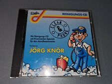 Jörg Knör Clean & phone Reinigungs-cd prominenten specials für Anrufbeantworter