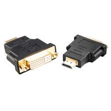 K25 HDMI Stecker auf DVI Buchse Adapter Kabel FULL 1080P HD TV 24+5 DVI TV PC